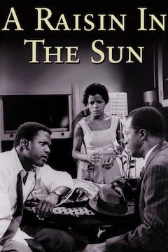 A Raisin in the Sun movie poster.