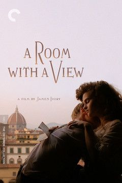 A Room With a View movie poster.