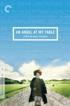 An Angel at My Table movie poster.