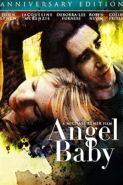 Angel Baby movie poster.