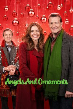 Angels and Ornaments movie poster.
