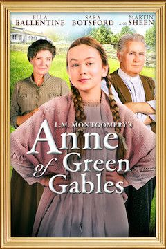 Anne of Green Gables movie poster.