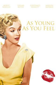 As Young as You Feel movie poster.