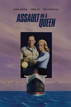 Assault on a Queen movie poster.