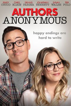 Authors Anonymous movie poster.