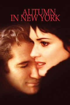 Poster for the movie Autumn in New York