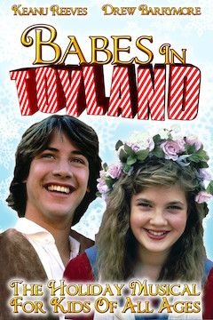 Babes in Toyland movie poster.