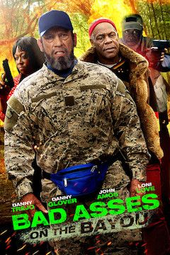Bad Ass 3: Bad Asses on the Bayou movie poster.