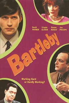 Bartleby movie poster.