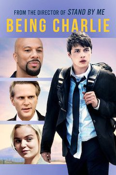 Being Charlie movie poster.