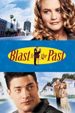 Blast From the Past movie poster.