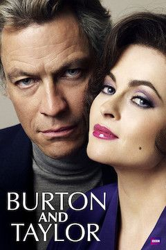Burton and Taylor movie poster.