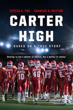 Poster for the movie Carter High