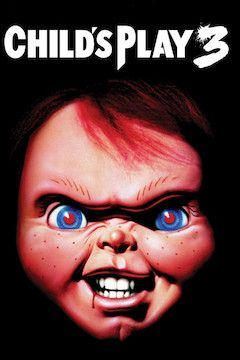 Child's Play 3 movie poster.