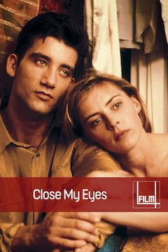 Close My Eyes movie poster.