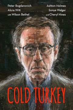 Cold Turkey movie poster.