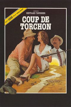 Coup de Torchon movie poster.