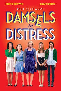Damsels in Distress movie poster.
