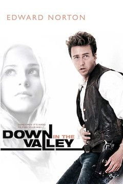 Down in the Valley movie poster.