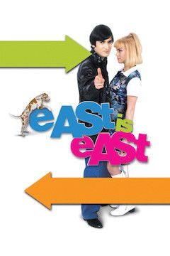 East is East movie poster.