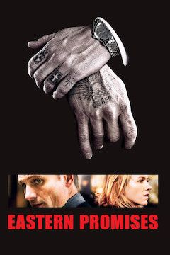 Eastern Promises movie poster.