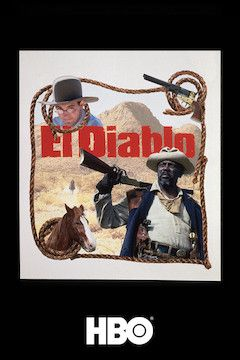 El Diablo movie poster.