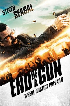 End of a Gun movie poster.
