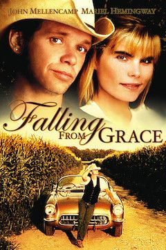 Falling From Grace movie poster.