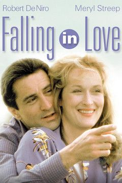 Falling in Love movie poster.