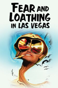 Poster for the movie Fear and Loathing in Las Vegas