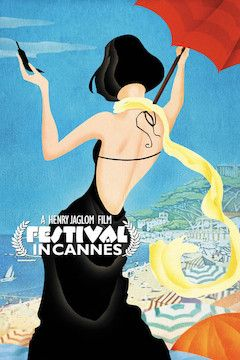 Festival in Cannes movie poster.