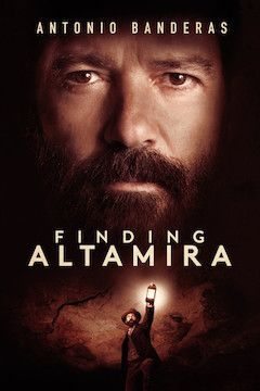 Finding Altamira movie poster.