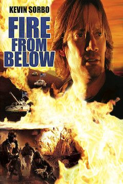 Fire From Below movie poster.