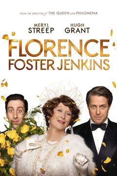 Florence Foster Jenkins movie poster.