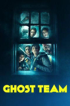 Ghost Team movie poster.