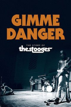 Poster for the movie Gimme Danger