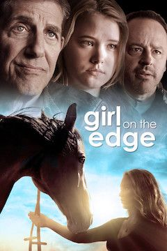 Girl on the Edge movie poster.