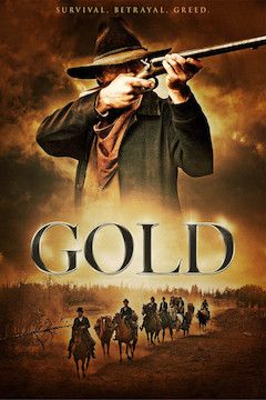Gold movie poster.