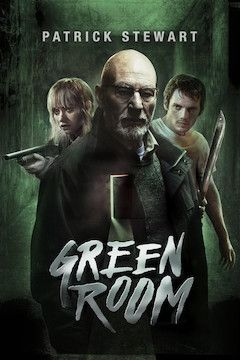 Green Room movie poster.