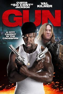 Gun movie poster.