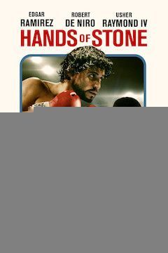 Poster for the movie Hands of Stone