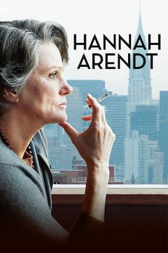 Hannah Arendt movie poster.