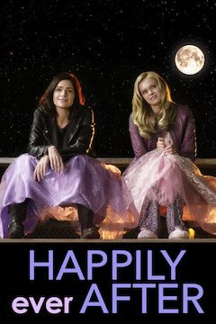 Happily Ever After movie poster.