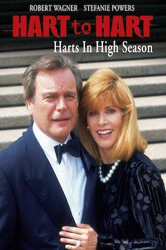 Hart to Hart: Harts in High Season movie poster.