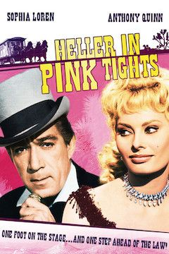 Heller in Pink Tights movie poster.