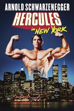 Hercules in New York movie poster.