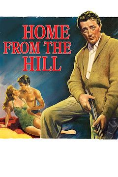 Home From The Hill movie poster.