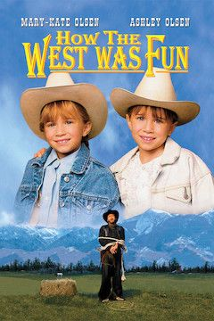How The West Was Fun movie poster.