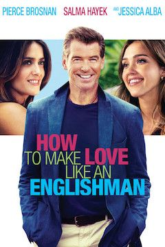 How to Make Love Like an Englishman movie poster.