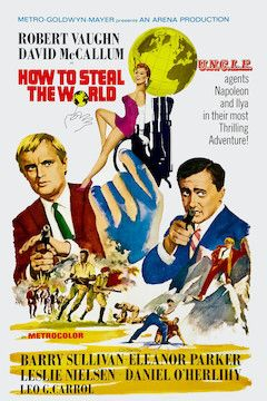 How To Steal the World movie poster.